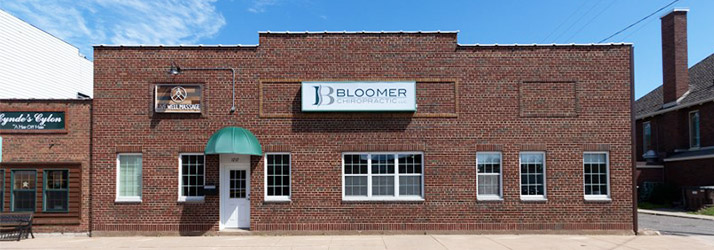 Chiropractic Bloomer WI Office building